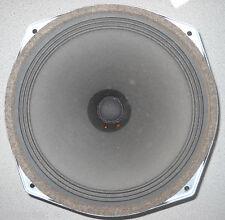 "HECO Breitband Lautsprecher Chassis 23 cm, 9""  Vintage 1970er Jahre"