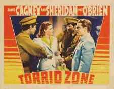 Film A3 Poster Print Torrid Zone 08