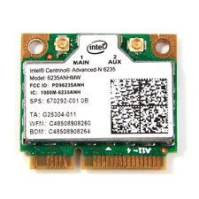 Intel Network 6235AN.HMW Wireless WiFi PCI-E Centrino Bluetooth 4.0 Advanced-N