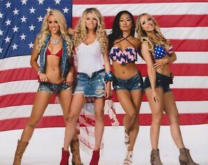 🔥🔥🔥  Chelsea Green Gail Kim Allie TNA Knockouts 8x10 photo USA Sexy 🔥🔥🔥
