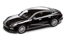 Porsche Panamera Turbo G2 GII Diecast Model 1:43 Scale Volcanic Gray Metallic