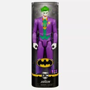 Brand New Sealed DC Comics The Joker Action Figurine 30cm Trusted AUS Seller