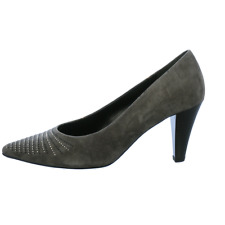 GABOR Dalcross Grey Court Shoes UK7.5 EU41.5 JS26 68