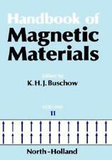 Handbook of Magnetic Materials, Volume 11