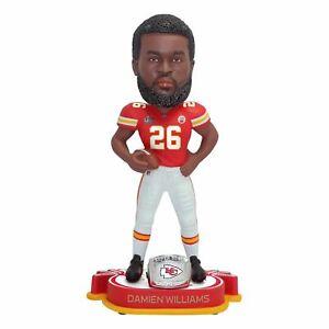 Damien Williams Kansas City Chiefs Super Bowl LIV Champions Bobblehead NFL