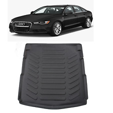 Audi A6 Rubber Boot Mat boot tidy dog protector carpet liner 2011+