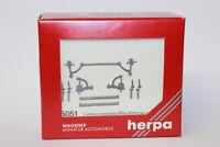 Herpa 050517 Lenkungsteile für Baufahrzeuge und LKW´s 1:87 H0 NEU in OVP