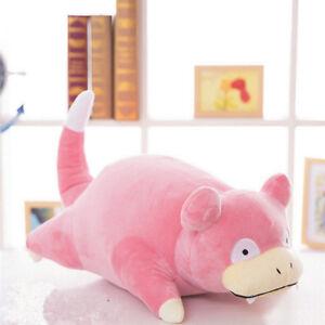 Slowpoke Nintendo Center Plush Toy Anime Soft Stuffed Doll Kids Gift