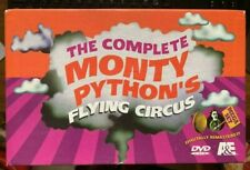 VERY RARE - The Complete Monty Python's Flying Circus DVD Box Set