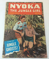 1952 Fawcett NYOKA THE JUNGLE GIRL #70