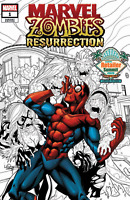Marvel Zombies Ressurrection #1 2020 Retailer Summit Variant  NM PRE-SALE 4/22