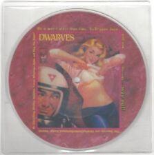"""The Dwarves """"Way Out!"""" Pic Disk 7"""" OOP Blag Dahlia Misfits Zeke Ramones Mentors"""