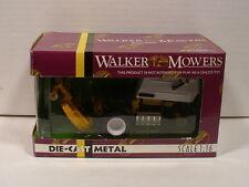 Ertl / Die-Cast Promotions Walker Mowers 1:16 Model MTGHS Zero Turn Mower MIB