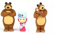 Set of 2! Masha and the Bear! russian cartoons masha i medved i misha! new! маша