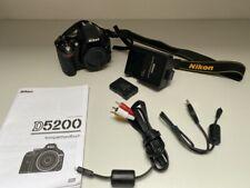 Nikon D5200 Body Gehäuse - 8200 Auslösungen