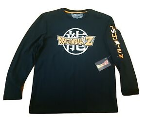 Dragon Ball Z Long Sleeved Shirt * Size Mens Large * Brand New W/ Tags