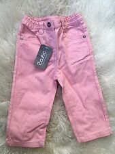 Pantalon/jean rose fille Taille 12 mois
