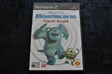 Disney Pixar Monsters en Co.Schrik eiland Playstation 2