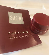Sk-Ii R.N.A. Power Radical New Age Moisturizing Cream Rnatravel 2.5ml New Sample