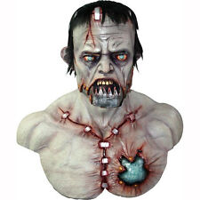 Mega Franky Frankenstein Full Overhead Adult Latex Costume Mask Ghoulish 26275