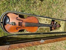 More details for antique violin