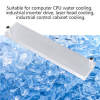 40x200mm Water cooling block For Graphics GPU Endothermic Head/CPU Computer PC