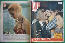 Voies Neuf 1956 Alcide Cerf Grace KELLY Special 25 Avril Cirque Moscou Oleg