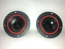 New Pair of 2 1/2 Inch tweeters: K01T03910918-9Sm: Tested And Working