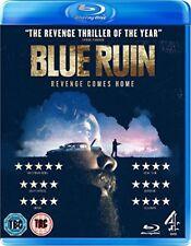 Blue Ruin [Blu-ray] [DVD][Region 2]