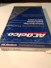 Spark Plug-Double Platinum ACDelco Pro 41-948 : 8 Pack