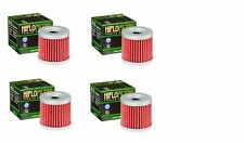 SUZUKI LTR450 LTR 450 LT 450R QUADRACER 4 NEW HIFLOFILTRO OIL FILTERS 2006-2009