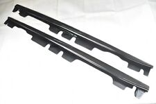 BMW M3 E90 E92 E93 Carbon Fiber Side Skirt Extensions Spitters 2008-2013