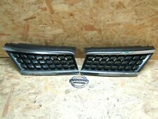 2004 2010 JDM NISSAN TIIDA C11 2PIECE FRONT RADIATOR GRILL GRILLE FACTORY OEM