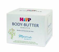 HiPP Mamasanft Sensitive Body Butter BIO Almond Oil Sea-Buckthorn Shea Butter