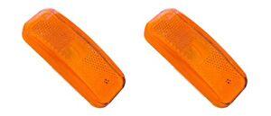 Amber Marker lights Glo Brite 118A/117R