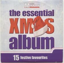 ESSENTIAL XMAS ALBUM: 15 FESTIVE FAVOURITES - FRANK SINATRA, BING CROSBY ETC