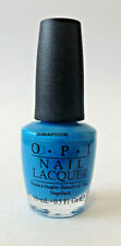 Opi Nail Lacquer No Room For The Blues 0.5oz *New*