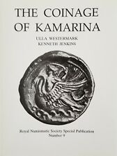 Royal Numismatic Society: The Coinage of Kamarina By Jenkins and Lewis 1980