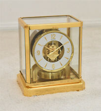 Jaeger LeCoultre Atmos Clock, Model 528-8, Cleaned, Serviced, Timed, Runs Great