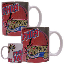2 Piece NBA Coffee Mug Set PHILADELPHIA 76ERS