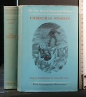 CHRISTMAS STORIES. With contemporary illustrations. Charles Dickens. Oxford.