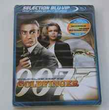 BLU RAY NEUF JAMES BOND 007 GOLDFINGER S Connery  BLU RAY + DVD NEUF NEW !