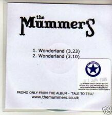 (450M) The Mummers, Wonderland - DJ CD