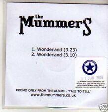 (450M) The Mummers, Wonderland - DJ CD