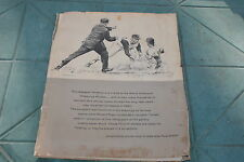 RARE 1961 PITTSBURGH PIRATES BASEBALL PORTFOLIO by ROBERT RIGER CLEMENTE/MAZ+