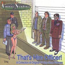 That's Him Officer Santino, Vinnie MUSIC CD