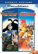 Wallace & Gromit: The Curse of the Were-Rabbit / Chicken Run [Double Feature]
