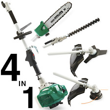 Garden 4 in 1 Multi Tool Brushcutter Strimmer Hedge trimmer, 32.cc , 6M Warranty