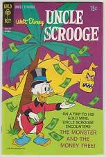 L0093: Uncle Scrooge #83, Gold Key, VF-NM