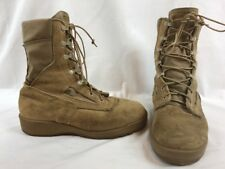 Men's Belleville 390 DES Dessert Tan Hot Weather Military Combat Boots Size 5 XW